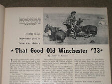 NRA EXAMINES THE WINCHESTER 1873 & JAPANESE SERVICE RIFLES