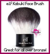 E.l.f. Elf Kabuki toda brocha Bronceador En Polvo Grasa Aerógrafo acabado Studio
