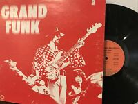 Grand Funk Railroad – Grand Funk LP 1969 Capitol Records – SKAO-406 VG+
