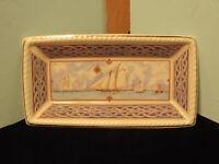 """Vintage Sadler England Trinket Dish in the """"Sailing"""" Pattern"""
