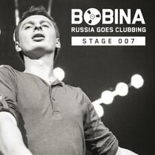 Bobina - Russia Goes Clubbing Stage 007 (NEW CD)