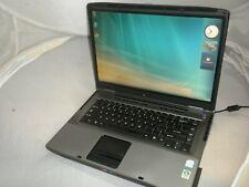 "Vintage Gateway MT6728 15.4"" Notebook Laptop Win Vista All Original Runs Great"
