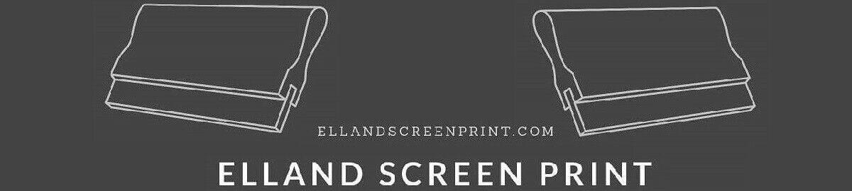 Elland Screen Print