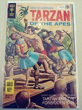 TARZAN OF THE APES 190 VG/FINE GOLD KEY 1970 PA2-291
