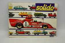 Catalogo - Solido - 1976