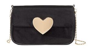 TAMARIS Damen Handtasche LOVE Crossbody Bag schwarz NEU ehemaliger UVP 39,95€