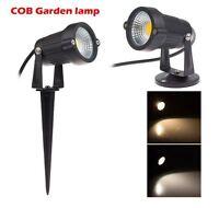 3W 5W LED Outdoor IP65 Landscape Lawn Garden Wall Yard Path Flood Spotlight Lamp
