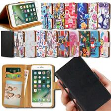 Flip Leather Wallet Stand Cover Case For Apple iPhone 345678/Itouch 3456