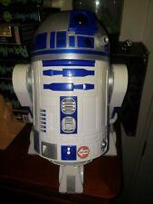 "Thinkway Toys Star Wars R2-D2 16"" Interactive Robotic Droid No Remote"