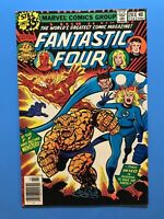 FANTASTIC FOUR #203 and a Child Shall Slay Them!  Marvel FEB. 1978 - Very FIne
