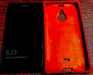 Used AT&T Black Nokia Lumia 1520 Smartphone - 16GB With Pictures Delta SkyPro