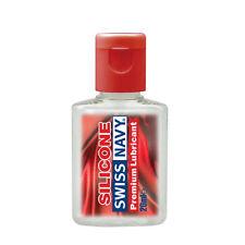 Swiss Navy Silicone Premium Lubricant - Handy Travel size lube