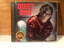 """Quiet Riot CD, """"Metal Health"""". 1983, Japan."""