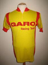 Garo racing team vintage jersey shirt cycling trikot maillot eroica size XL