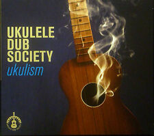 CD UKULELE DUB SOCIETY - ukulism