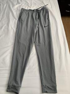 Nike Mens Training Pants Size Large Tall Gray