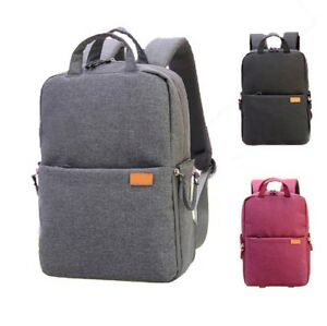 Outdoor Photography Bags Anti-theft Camera Bag Case Fashion Men Women Backpack