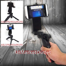 Universal Portable Handheld/Free Stand Tripod Phone Adapter Fit Blackberry Z10