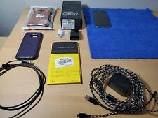 Samsung Galaxy S7 SM-G930 - 32GB - Black Onyx (Verizon) ~BOX and EXTRAS~