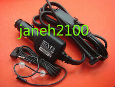 Garmin GTM 35 Car Vehicle Charger Power Adapter Cable Zumo 220 340 350 390