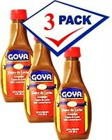 Goya Dulce de Leche 14 oz Pack of 3