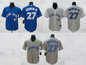 Toronto Blue Jays #27 Vladimir Guerrero Jr Cool Base Men's Stitched Jersey