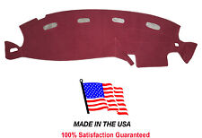 1998-2001 Dodge Ram Pick-Up 1500 Burgundy Dash Cover Mat Pad Carpet DO18-10.5