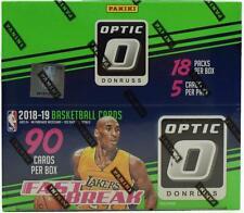 2018-19 Donruss Optic Fast Break Hobby Box (Factory-sealed). Luka Doncic RC!!!