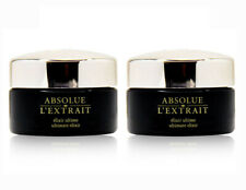 2x LANCOME Absolue L'Extrait Ultimate Elixir Cream Deluxe Sample 1oz/30ml Total