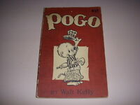 Simon & Schuster, Pogo by Walt Kelly, 1st Print 1951, Vintage PB!