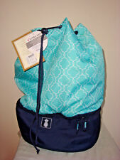 New listing Southern Living Drawstring Insulated Bucket Bag Nwt Msrp $40