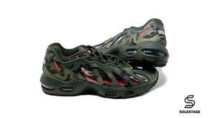 Nike Supreme Air Max 96 Camo (CV7652-300) Men Size 8-12
