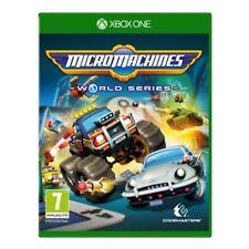 Xbox Games M1rearkoc81817 Micro Machines World Series