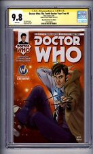CGC (ACTORS SIGNATURE) DOCTOR WHO TENTH YEAR 2 #8 9.8 D.TENNANT  WIZARD