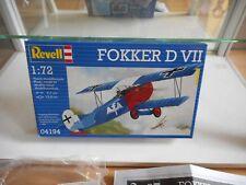 Modelkit Revell Fokker D VII on 1:72 in Box