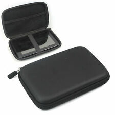 7inch Black Protective Hard Carry Case GPS Cover For All TomTom & Garmin SAT NAV