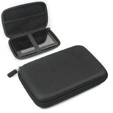 7inch Black Protective Hard Carry Case GPS Cover For All TomTom & Garmin SAT NAV