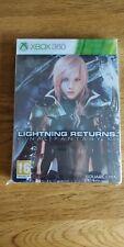 Lightning Returns: Final Fantasy XIII: Limited Steelbook Pre-order Pack No Game