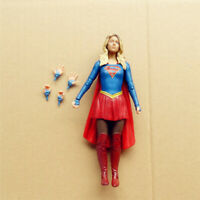 DC Collectibles SUPERGIRL ACTION FIGURE CW TV Series action Figure w hands 6.75""