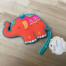 """Factory Fast Delivery Wedding Favor """"Lucky Elephant"""" Luggage Tag Airline Luggage"""