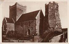 Church & Pharos Inside Castle, DOVER, Kent RP