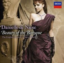 Beauty Of Baroque - Danielle De Niese (2011, CD NIEUW)