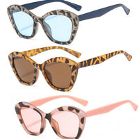 Womens Fashion Vintage Cat Eye UV400 Sunglasses Ladies Eyewear Shades Glasses
