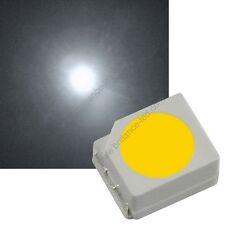 100x Led CMS SMD 3528 Blanc Pur à souder PLCC-2 - pure white haute luminosité