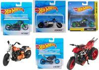 HOT WHEELS MOTORCYCLES 1:18 STREET POWER ASSORTMENT X4221