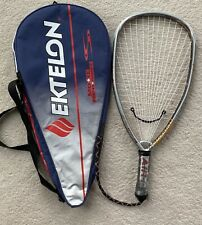 Ektelon Racquetball Racquet More Performance Attitude Power Scoop 2000 With Case