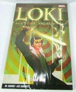 Loki Agent Of Asgard Trust Me MARVEL Lee Garbett Ewing Signed Limited Ed Print