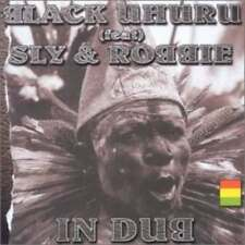 Black Uhuru feat. Sly & Robbie - In Dub CD NEU OVP