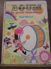 Enid Blyton: Boum le petit tambour/ Bibliothèque Rose Hachette