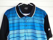 Prince Large Poly Tennis Polo Shirt - Fantastic Colors!